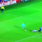 El gol más extraño y cómico de la Europa League