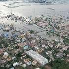 Fortes chuvas deixam 74 mortos na Índia e no Sri Lanka