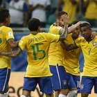 Douglas Costa rouba a cena, e Brasil derrota Peru na Bahia