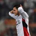 Javier Hernández se va en blanco en empate de Bayer