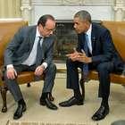 Reunión de Obama y Hollande, complicada por derribo de avión