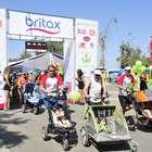 Famosos correrán junto a sus hijos en la Baby Race by Britax