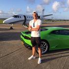 Bale dejará de conducir Lamborghinis para evitar lesiones