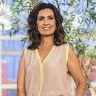 Fátima Bernardes leva tombo em programa ao vivo