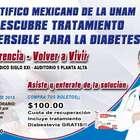SSA advierte que no existe vacuna probada contra la diabetes
