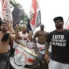 São-paulinos insultam Pato, pedem Lugano e cobram Aidar