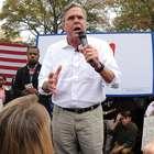 Bush dice que Donald Trump no es un precandidato serio