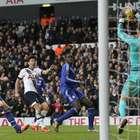 Arsenal y Chelsea empatan, pero sólo uno salió contento