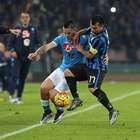 Inter de Milan cae ante Napoli con Gary Medel como capitán