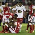 Sudamericana: Huracán-Santa Fe igualan 0-0 en primera final