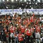 Santa Fe, primer colombiano campeón de la Sudamericana
