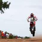 DAKAR: Barreda se impuso en la tercera etapa de motos