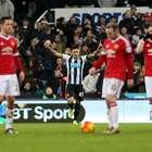 United permite gol en último minuto y empata con Newcastle