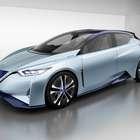 Nissan lanzó un prototipo futurista, el Nissan IDS Concept