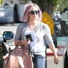 Hilary Duff: tono colorido vuelve al cabello de la estrella