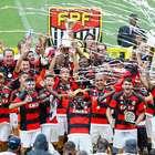 Fla reage, vence Corinthians nos pênaltis e é tri da Copa SP