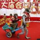 ¿Qué significa que éste sea el Año del Mono en China?