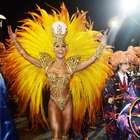 Sabrina Sato é destaque no 1° dia de Carnaval em SP