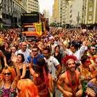 Bloco Tarado Ni Você homenageia Caetano na capital paulista