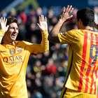 El Barcelona da un paso adelante contra un buen Levante