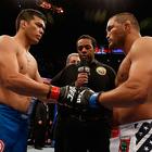 UFC marca revanche entre Lyoto e Henderson em abril