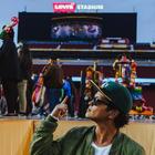 Bruno Mars volverá a cantar en un Súper Bowl