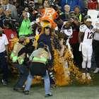 La gran celebración de los campeones Denver Broncos