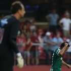 Robinho pede desculpas a Ceni após brincadeira