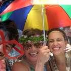 Blocos e batuques retomam as ruas do Rio no pós-Carnaval