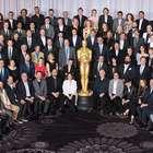 Nominados al Oscar 2016 deslumbran en una foto