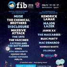Muse encabeza la lista del Festival de Benicàssim