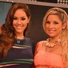 Así fue el encuentro de Karen Schwarz y Sofía Franco en TV
