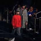 Lamar Odom reaparece en público junto a Kanye West