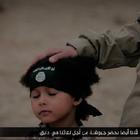 Video del niño yihadista causa terror en internet