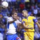 Tigres sigue con la pólvora mojada y empata ante Puebla