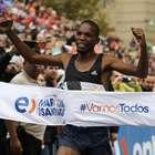 Maratón de Santiago es ganada por keniata que rompe récord