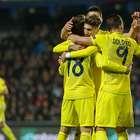 Villarreal se pasea por Praga para alcanzar las semifinales