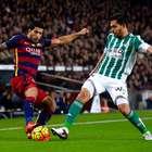 ¿A qué hora se juega el Betis - Barcelona?