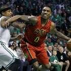 Hawks logran eliminar a los Celtics