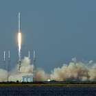 Así fue el aterrizaje del cohete Falcon 9 en un vídeo 360º
