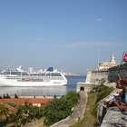Chega a Havana primeiro cruzeiro dos EUA em mais de 50 anos