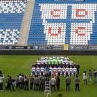 U. Católica se toma foto oficial como campeones de Clausura