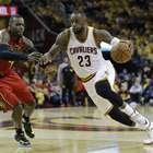 Cavaliers superan a Hawks en el primero de la serie