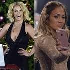 Duelo de selfies: Jennifer Lopez vs Britney Spears