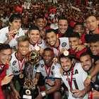 Vitória segura Bahia, leva título e quebra hegemonia rival