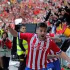 El Sporting se salva, mientras Rayo y Getafe bajan a Segunda