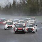 Espectacular arranque de la Copa Nissan Micra