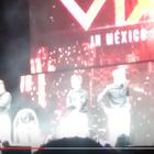 VIDEO: Cantante colapsa sobre el escenario del Plaza ...