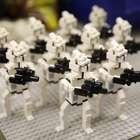 Brinquedos da LEGO estão mais violentos, aponta estudo