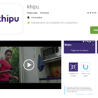 khipu es la aplicación mejor evaluada en Chile